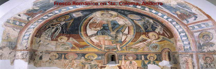 Fresco Romanico