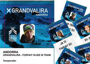 Ski Passes with Hotel Pack at Andorra